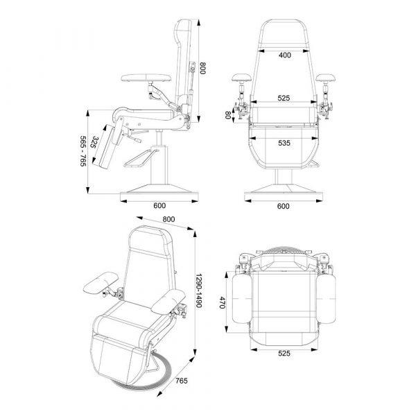 Dimensions-FMBIO5-BMBIO5-ODIL SAS