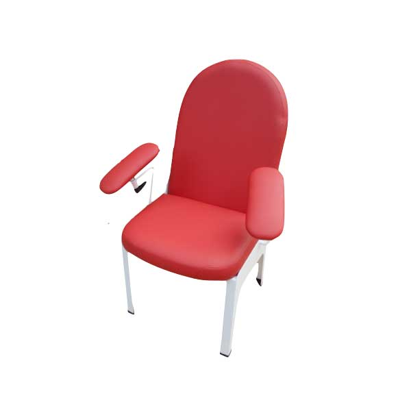 chaise de prélèvements ODIL SAS