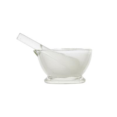 Mortier pilon en verre ODIL SAS