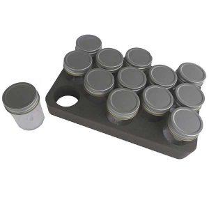 Portoir-mousse-pour-13-flacons-ECBU-38-mm-ou-53-mm