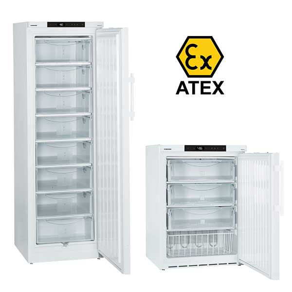 gamme-congélateurs sécurisés lgex-Lguex ATEX