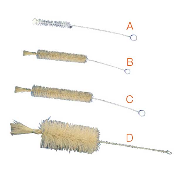 goupillon-à-brosse-pour-tube-a-essai-ODIL SAS