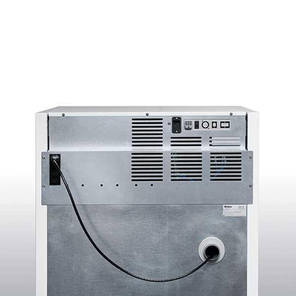 perçage-cuve et boitier prise électrique HettCube ODIL SAS