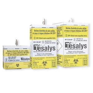 Carton pour DASRI Tesabox-20-40-60