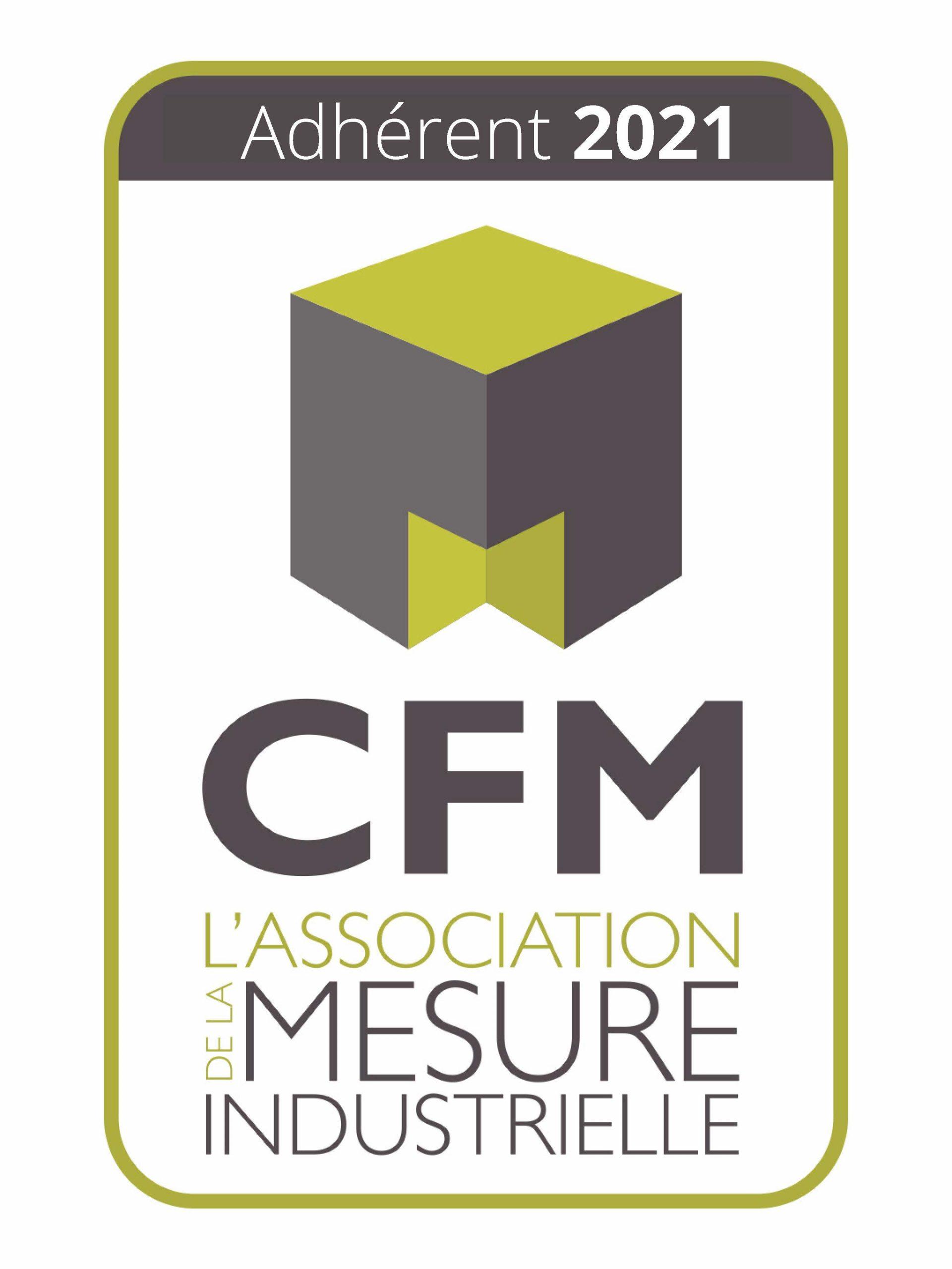 Logo Adhérent CFM 2021