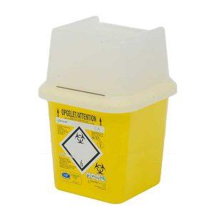 Conteneur-piquants-coupants-SharpSafe-4-L odil-shop.fr