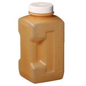 Flacon à urine de 24 heures -2,7-litres-marron odil-shop.fr