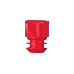 bouchon-à-ailettes-rouge-en-PEBD-diamètre-11mm odil-shop.fr