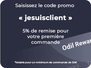 Code promo odil-shop.fr